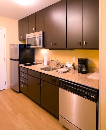 In-Room Kitchen | TownePlace Suites by Marriott Omaha West