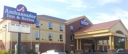 | Ambassador Inn and Suites Tuscaloosa