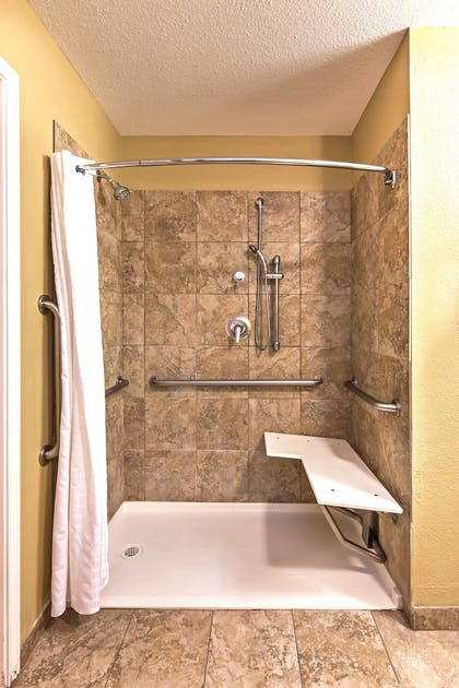 In-Room Amenity | Candlewood Suites Pearland