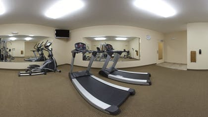 Fitness Facility | Candlewood Suites Pearland