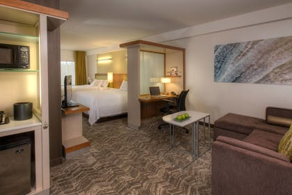 Guestroom | SpringHill Suites Anchorage University Lake