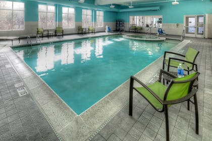Sports Facility | SpringHill Suites Anchorage University Lake