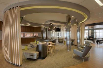 Lobby | SpringHill Suites Anchorage University Lake