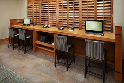 Business Center | Residence Inn by Marriott San Antonio Six Flags at The Rim