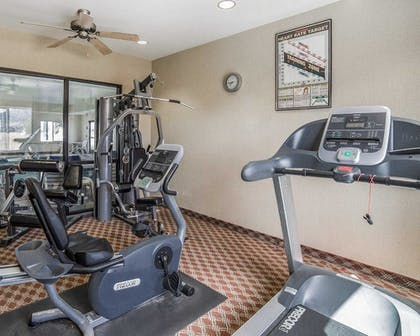Fitness Facility | Comfort Inn Farr West
