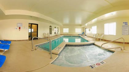 Indoor Pool | Comfort Inn Farr West
