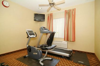 Gym | Comfort Inn Farr West