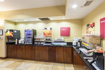 Breakfast Area |  | Comfort Suites East