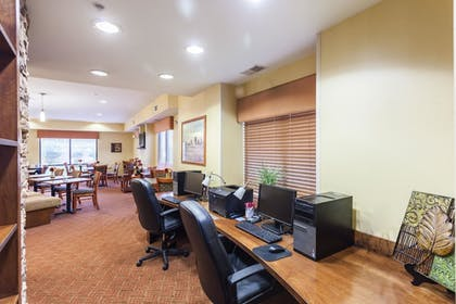 Business Center |  | Comfort Suites East