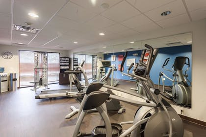 Fitness Facility |  | Comfort Suites East