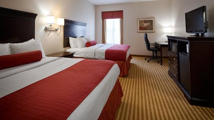 Guestroom | Best Western Plus Greenville South