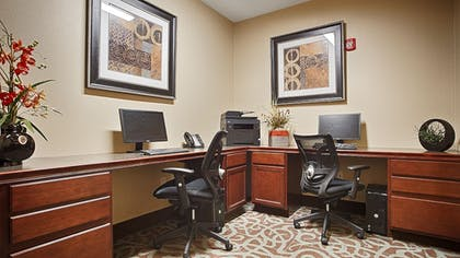 Business Center | Best Western Plus Eastgate Inn & Suites