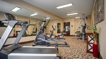 Fitness Facility | Best Western Plus Eastgate Inn & Suites