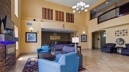 Lobby | Best Western Plus Eastgate Inn & Suites