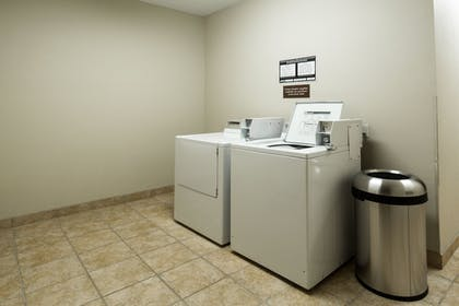 Laundry Room | Best Western Plus Eastgate Inn & Suites
