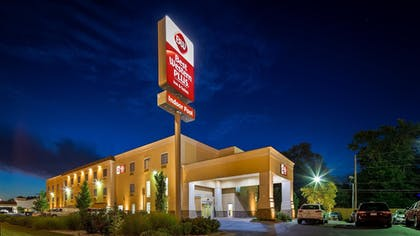Exterior | Best Western Plus Eastgate Inn & Suites