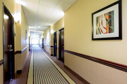 Hallway | Best Western Plus Eastgate Inn & Suites