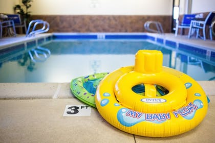 Indoor Pool | Best Western Plus Eastgate Inn & Suites