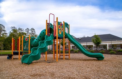Childrens Play Area - Outdoor | Holiday Inn Club Vacations Williamsburg Resort