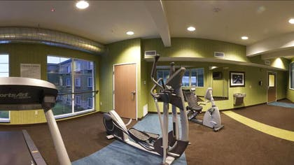 Fitness Facility | Holiday Inn Express Hotel & Suites NORTH SEQUIM