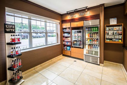 Snack Bar | Fairfield Inn & Suites by Marriott Portsmouth Exeter