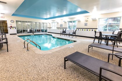 Sports Facility | Fairfield Inn & Suites by Marriott Portsmouth Exeter