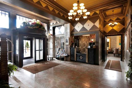 Lobby   The Giacomo, An Ascend Hotel Collection Member