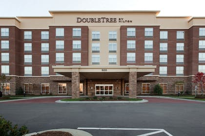 Street View | DoubleTree by Hilton Hotel Raleigh - Cary