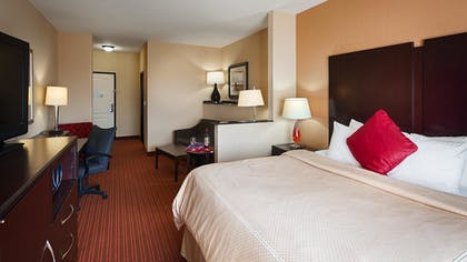 Guestroom | Best Western Plus DFW Airport West Euless