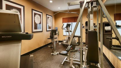 Sports Facility | Best Western Plus DFW Airport West Euless