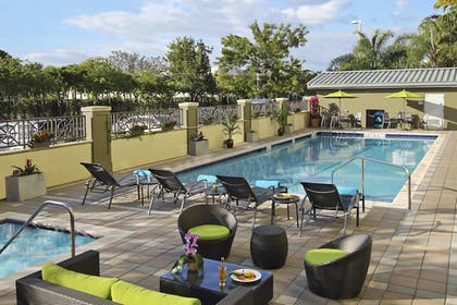 Sports Facility | Fairfield Inn & Suites Fort Lauderdale Airport-Cruise Port