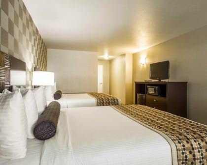 Guestroom | Hotel Med Park, an Ascend Hotel Collection Member
