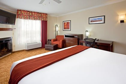 Guestroom | Holiday Inn Express Hotel & Suites Katy