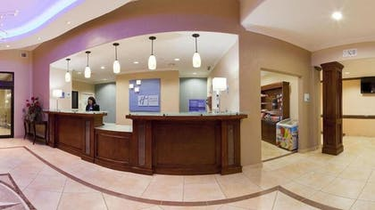 Reception | Holiday Inn Express Hotel & Suites Katy