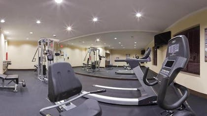 Fitness Facility | Holiday Inn Express Hotel & Suites Katy