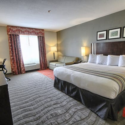 | Suite, 1 King Bed, Non Smoking, Jetted Tub | Country Inn & Suites by Radisson, Dearborn, MI
