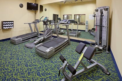 Gym | Holiday Inn Express & Suites Lubbock West