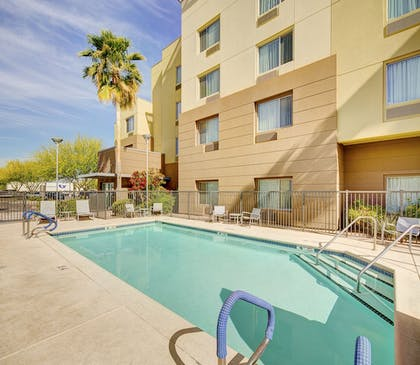 Outdoor Pool | TownePlace Suites by Marriott Goodyear