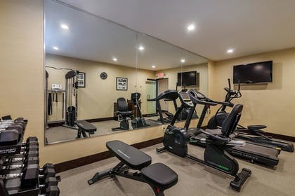 Fitness Facility | Best Western Plus Plaza Hotel