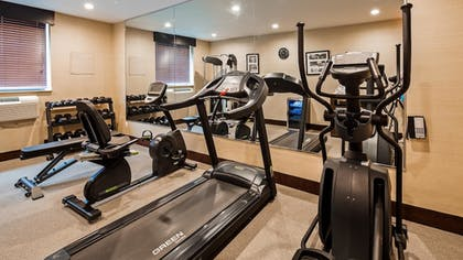 Fitness Facility |  | Best Western Plus Plaza Hotel