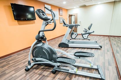 Fitness Facility   Comfort Suites Orlando Airport