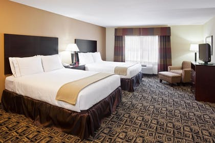 Guestroom | Holiday Inn Express Hotel & Suites Zanesville North