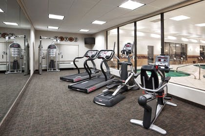Fitness Facility | Holiday Inn Express Hotel & Suites Zanesville North
