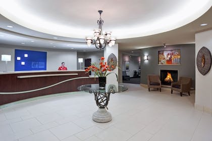 Lobby | Holiday Inn Express Hotel & Suites Zanesville North