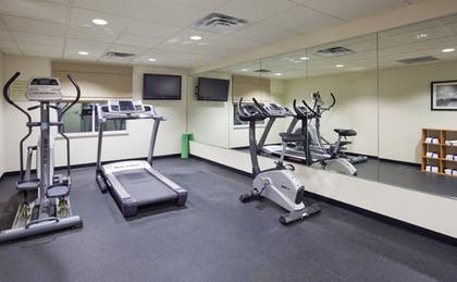 Fitness Facility | Holiday Inn Express Hotel & Suites Rogers