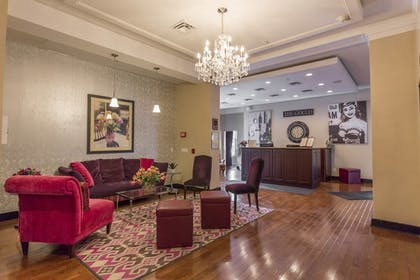 Interior Entrance | The Gould Hotel