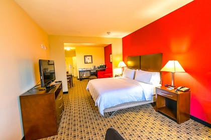 Guestroom | Holiday Inn Express Hotel & Suites - Houston Space Center