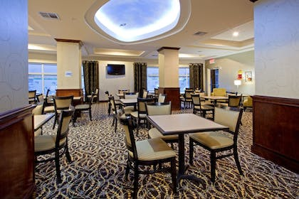Restaurant | Holiday Inn Express Hotel & Suites - Houston Space Center