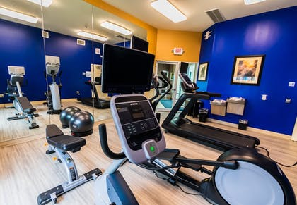 Fitness Facility | Holiday Inn Express Hotel & Suites - Houston Space Center
