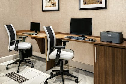 Business Center   TownePlace Suites by Marriott San Antonio Downtown